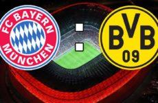 Прямая трансляция Бавария Мюнхен — Боруссия Дортмунд. Бундеслига. 06.04.19