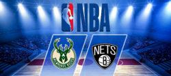 Видео. Лучшие моменты Милуоки Бакс - Бруклин Нетс. NBA. 07.04.19