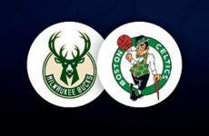Видео. Лучшие моменты Милуоки Бакс — Бостон Селтикс. NBA. 29.04.19