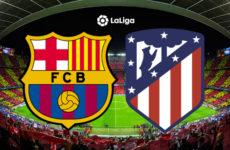 Прямая трансляция Барселона — Атлетико Мадрид. АПЛ. 06.04.19