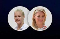 Прямая трансляция Кики Бертенс — Анжелик Кербер. WTA. 26.04.19
