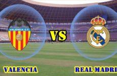 Прямая трансляция Валенсия — Реал Мадрид. Ла Лига. 03.04.19