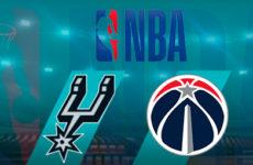 Прямая трансляция Вашингтон Визардс — Сан-Антонио Спёрс. NBA. 21.11.19