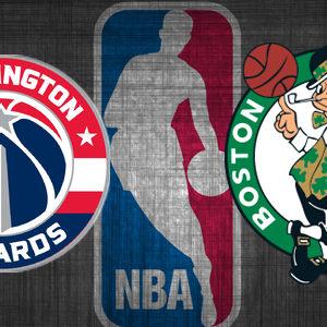 Видео. Лучшие моменты Вашингтон Визардс - Бостон Селтикс. NBA. 07.01.20