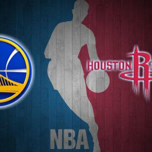Прямая трансляция Голден Стейт Уорриорз - Хьюстон Рокетс. NBA. 28.04.19