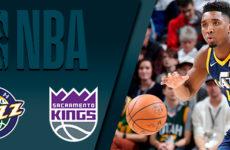 Прямая трансляция Юта Джаз — Сакраменто Кингз. NBA. 06.04.19