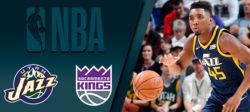 Прямая трансляция Юта Джаз - Сакраменто Кингз. NBA. 15.10.19