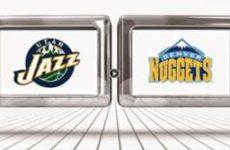 Видео. Лучшие моменты Юта Джаз — Денвер Наггетс. NBA. 10.04.19