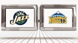Видео. Лучшие моменты Юта Джаз - Денвер Наггетс. NBA. 10.04.19