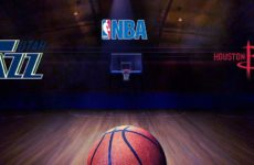 Прямая трансляция Юта Джаз — Хьюстон Рокетс. NBA. 23.04.19