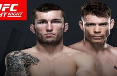 Видео боя Джим Миллер — Джейсон Гонсалес UFC Fight Night 150