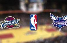 Прямая трансляция Кливленд Кавальерс — Шарлот Хорнетс. NBA. 03.01.20