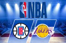 Прямая трансляция Лос-Анджелес Клипперс — Лос-Анджелес Лейкерс. NBA. 06.04.19