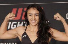 Видео боя Карла Эспарза — Вирна Джандироба UFC Fight Night 150