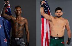 Видео боя Келвин Гастелум — Исраэль Адесанья UFC 236