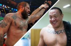 Сравнение Александра Емельяненко и Михаила Кокляева