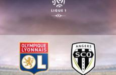 Прямая трансляция Лион — Анже. Лига 1. 19.04.19