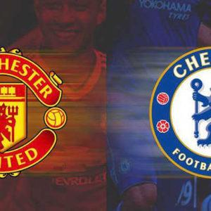 Прямая трансляция Манчестер Юнайтед - Челси. АПЛ. 28.04.19