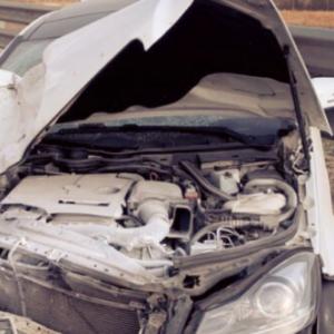 Марат Балаев попал в страшную аварию