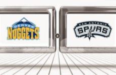 Прямая трансляция Сан-Антонио Спёрс — Денвер Наггетс. NBA. 26.04.19
