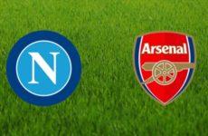 Прямая трансляция Наполи — Арсенал. Лига Европы. 18.04.19