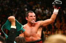 Оскар Де Ла Хойя о проведении боксёрских поединков в Лас-Вегасе