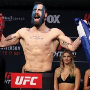 Пол Крэйг хочет драться только в UFC