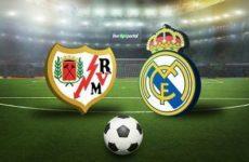 Прямая трансляция Райо Вальекано — Реал Мадрид. Ла Лига. 28.04.19