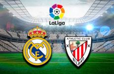 Прямая трансляция Реал Мадрид — Атлетик. Ла Лига. 21.04.19