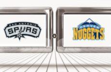 Прямая трансляция Сан-Антонио Спёрс — Денвер Наггетс. NBA. 04.04.19