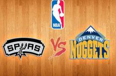 Видео. Лучшие моменты Сан-Антонио Спёрс — Денвер Наггетс. NBA. 21.04.19