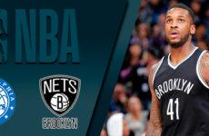 Прямая трансляция Филадельфия Сиксерз — Бруклин Нетс. NBA. 16.04.19