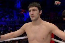 Видео боя Самир Абдулаев – Айжигит Шакирмаматов Fight Nights Global 92