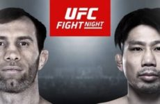 Видео боя Султан Алиев — Кеита Накамура UFC Fight Night 149