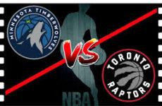 Прямая трансляция Миннесота Тимбервулвз — Торонто Репторс. NBA. 10.04.19