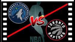 Прямая трансляция Миннесота Тимбервулвз - Торонто Репторс. NBA. 10.04.19