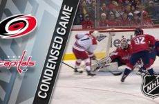 Прямая трансляция Каролина Харрикейнз — Вашингтон Кэпиталз. NHL. 16.04.19