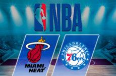 Прямая трансляция Филадельфия Сиксерз — Майами Хит. NBA. 24.11.19