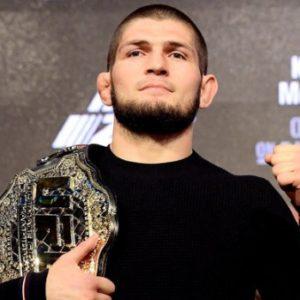 Хабиб Нурмагомедов раскритиковал рекламу UFC в России