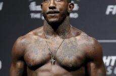 Видео боя Эрик Андерс — Халил Рунтри UFC 236