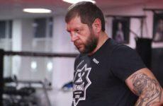 Александр Емельяненко: «Кокляев сам вызвался на бой со мной»