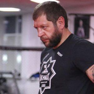Александр Емельяненко следующий поединок проведет против бойца UFC