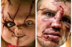 Джейсон Найт сравнил себя с куклой Чаки