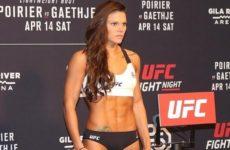 Видео боя Лорен Мюллер — Полиана Ботельоа UFC 236