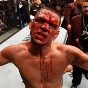 Нейта Диаса больше нет в рейтингах UFC