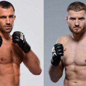 Люк Рокхолд и Ян Блахович проведут бой на UFC 239