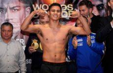 Дэниел Роман заявил, что хочет боксировать с Рэем Варгасом