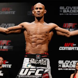 Результаты взвешивания UFC Fight Night 150: Роналдо Соуза — Джек Херманссон