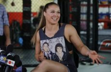 Ронда Роузи может уйти из WWE