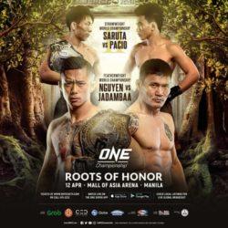 Прямая трансляция One Championship: Roots Of Honor